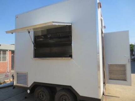 Food Van - Custom-Made -Any size - The  price is an estimate  -