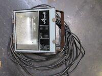 ANSELL LARGE FLOOD LIGHT - IP65 - 230V - 50Hz
