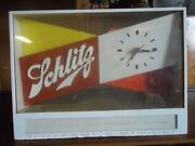 Schlitz Beer Clock