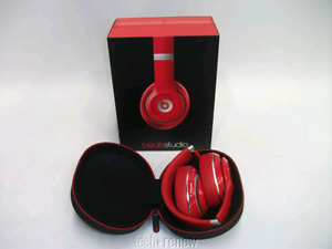 (DRE-BEATS) STUDIO 2.0 WIRED (RED)