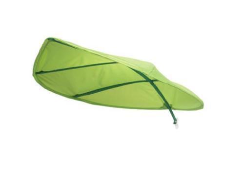 IKEA LÖVA / LOVA Green Leaf Children's Bed Canopy PUP10