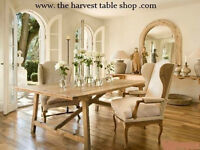 French Farm House Tables