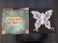 BioShock 2 -- Special Edition - Sony PlayStation 3 - PS3 - 2010 - Collectors Box