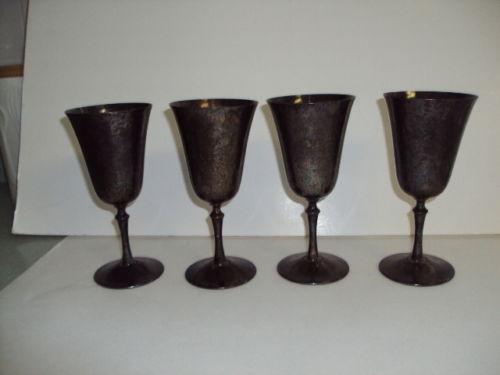 Silver Goblet Italy Ebay