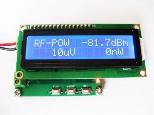 Digital Rf Power Meters : Rf power meter ebay