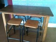 Used Oak Dining Table