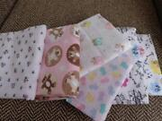Flannel Fabric Lot