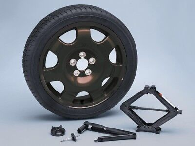 Ford Mustang Spare Tire Kit FR3Z1K007C Black