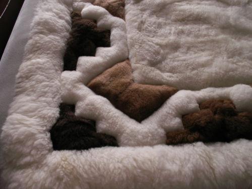 Alpaca Fur Blanket Ebay