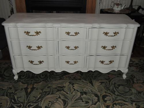 with knob chalk an piece paint sprayed view small the bureau white knobs silver love dresser gray pin chic rustoleum upcycled and to s aged contemporary brought