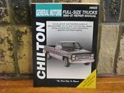 Motor Truck Repair Manual
