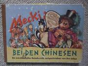 Mecki Bei Den Chinesen