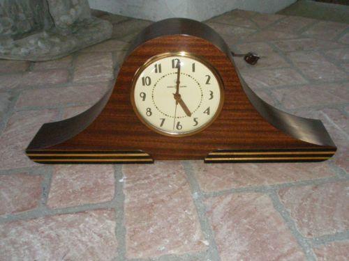 Antique General Electric Clock Ebay