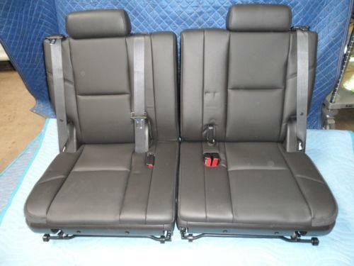 2007 chevy tahoe 3rd row seat ebay. Black Bedroom Furniture Sets. Home Design Ideas