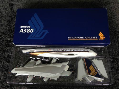 Singapore Airlines A380 Ebay