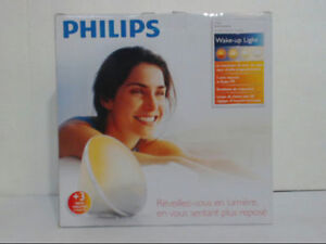 New Philips HF3510 Wake-Up Light-Verilux Happy Lights!!