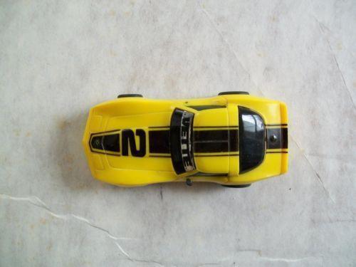 Tyco Slot Cars: Tyco Corvette Slot Car