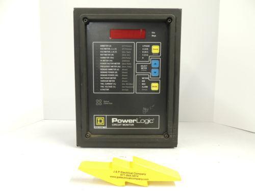 Powerlogic Energy Meter : Powerlogic electrical test equipment ebay