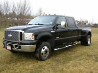 2006 FORD F-350 SD LARIAT CREW CAB LONG
