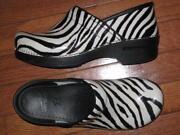 Dansko Zebra