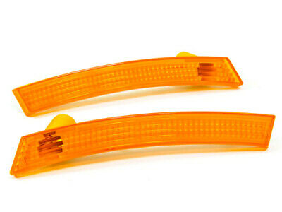 Front Bumper Side Marker - OE Replacement Front Bumper Side Marker Light 02-08 MINI COOPER R50 R52 R53