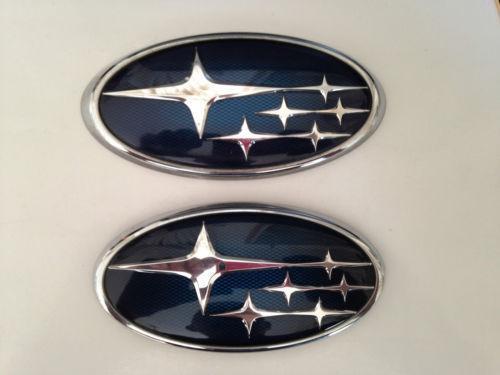 Subaru Emblem | eBay