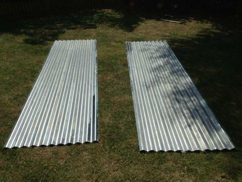 Steel Roofing Sheets Ebay