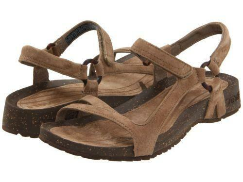 Womens Teva Leather Sandals Ebay