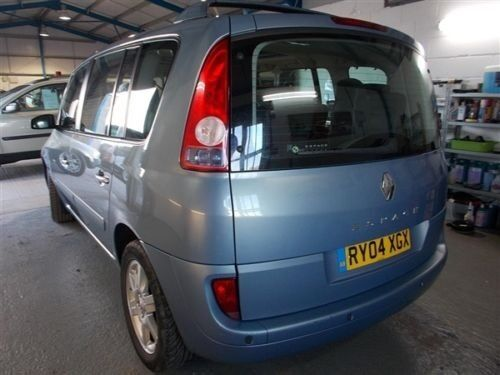 2004 RENAULT ESPACE 2.2 DCI MANUAL BREAKING FOR SPARES ALL PARTS WHEEL NUT