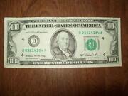 1981 Dollar Bill