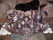 Wallace Silverplate Tray