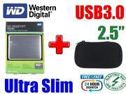 WD 500GB 2.5 Hard Drive