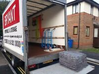 Bryant Man And Van Company - House/ Flat Removals -Southampton-Portsmouth-Basingstoke-Guildford