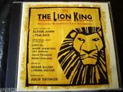 Lion King CD