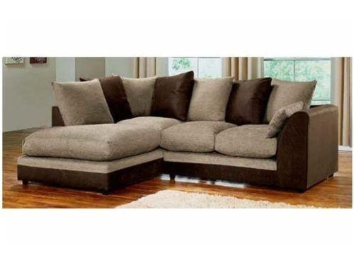 byron corner sofa ebay. Black Bedroom Furniture Sets. Home Design Ideas