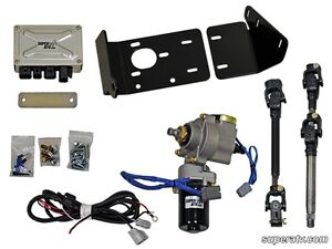 Powersteering kits for ATV'S AND UTV'S, only at Cooper's!