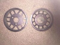 Bmw E46 M3/M SPORT BY ECS TUNING WATER & STEERING PUMP PULLEY UK