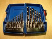 Stainless Steel Drill Bits