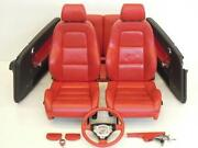 Audi TT 8N Sitze