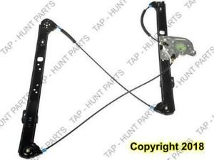 Window Regulator Front Passenger Side Power BMW X5 2000-2006