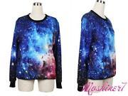 Galaxy Crewneck