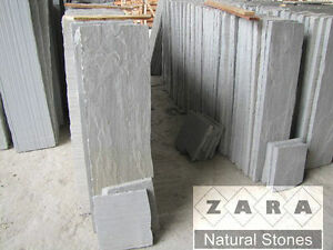 Dove Grey Wall Coping Stone Natural Stone Coping Step Treads