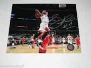 Derrick Rose Autograph