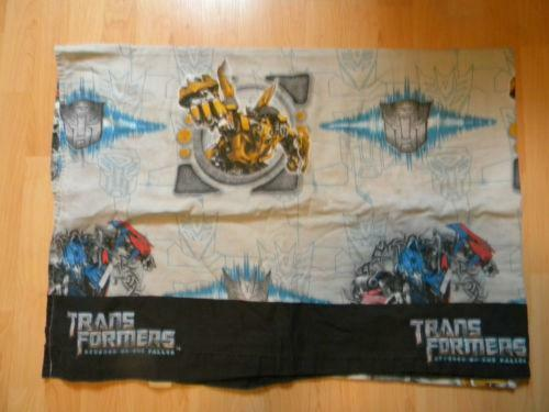 Transformers Pillow Case Ebay