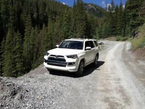 2016 Toyota 4Runner Limited 7-Passenger TEXT 604-785-6128