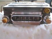 Vintage Ford Radio