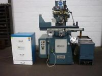 JONES & SHIPMAN 54OL EXTENDED HEIGHT SURFACE GRINDER OPTI DRESS