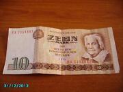 DDR Geldscheine