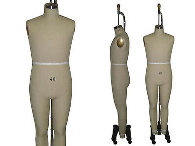 Professional Pro Male Working Dress Formmannequinfull Size 40 Wlegs