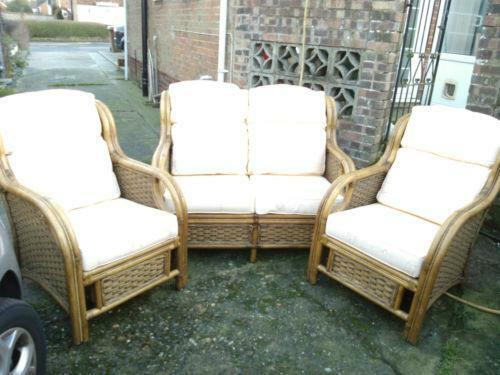 Cane And Rattan Conservatory Furniture Wicker Conservatory Furniture EBay